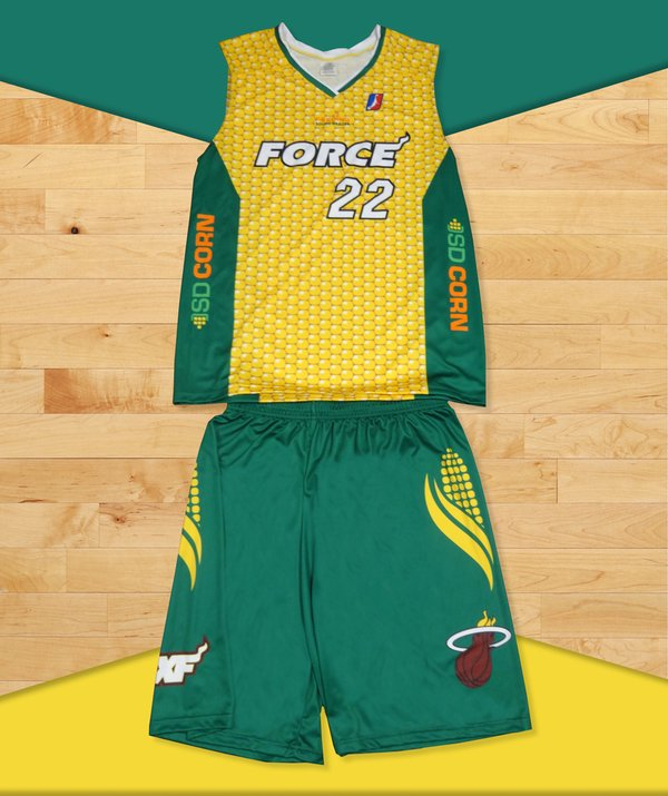 Skyforce uniform
