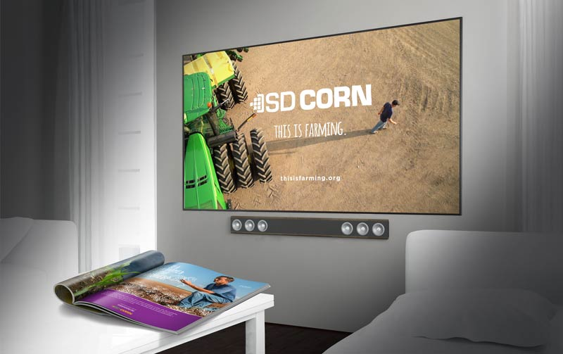 South Dakota Corn Emerge Campaign