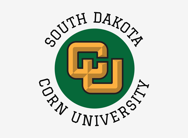 South Dakota Corn University Logo