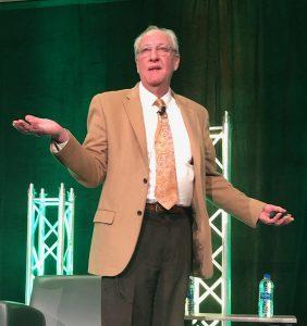 Greg Guthrie at South Dakota Corn Annual Meeting