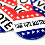 Voting should be first on our to-do lists