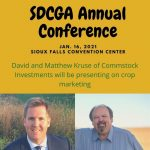 Annual Conference just over a month away