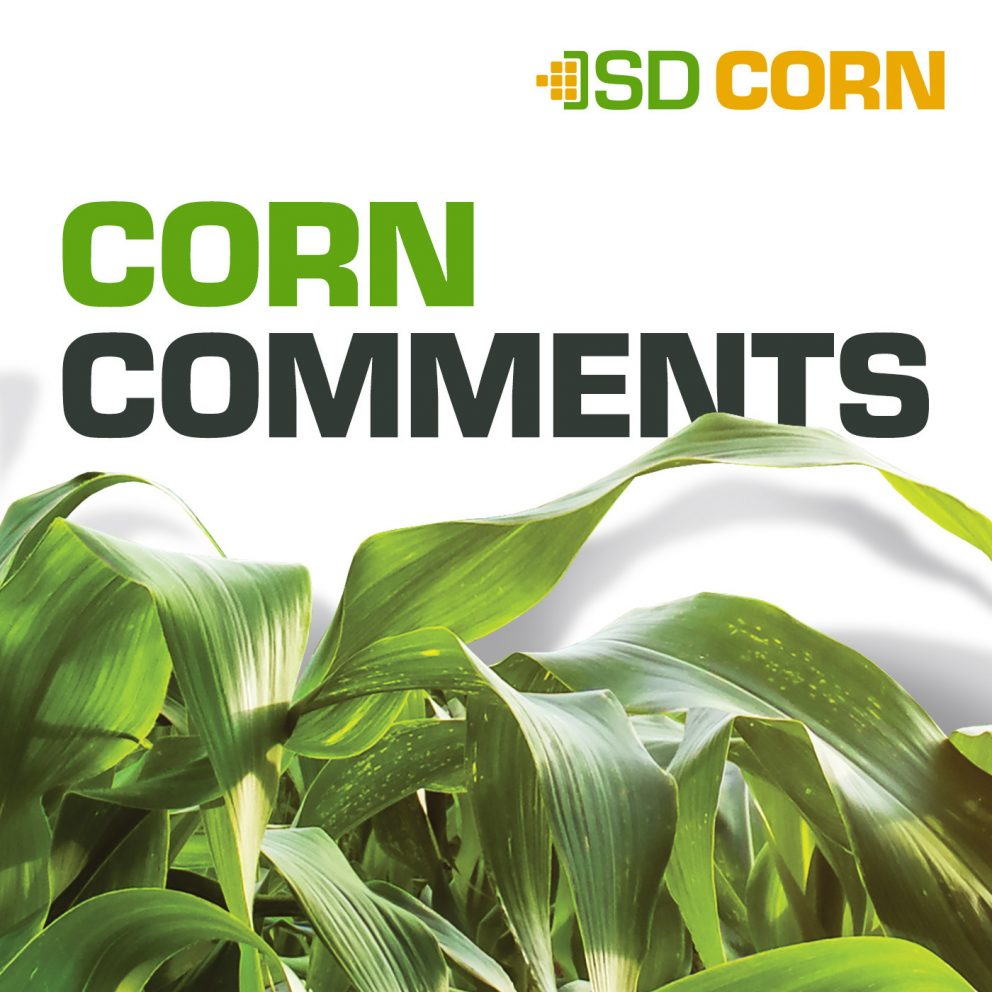 Corn comments podcast2