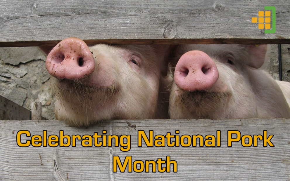 Pork month blog post